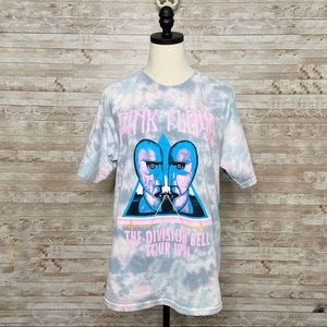 Pink Floyd The Division Bell Graphic Band Tee L